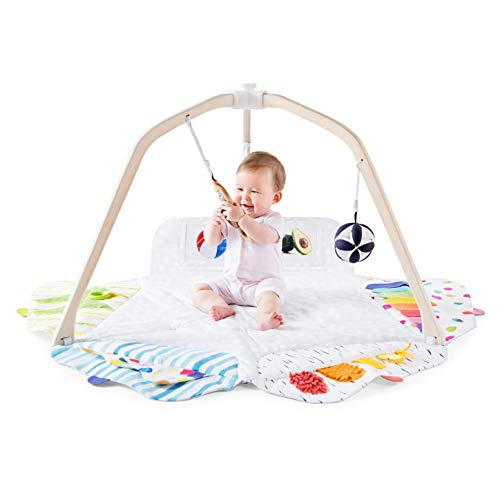 The Play Gym by Lovevery; Stage-Based Developmental Activity Gym &...