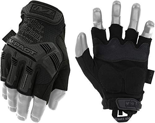 Mechanix Wear: M-Pact Covert Fingerless Tactical Work Gloves (X-Large,...