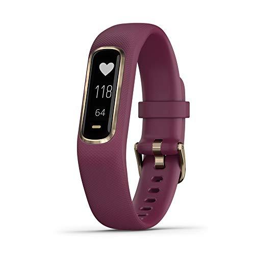 Garmin vivosmart 4, Activity and Fitness Tracker w/Pulse Ox and Heart...
