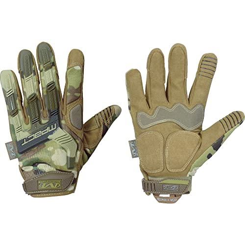 Mechanix Wear: M-Pact MultiCam Tactical Work Gloves (Medium,...