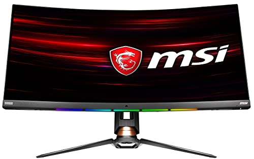 MSI Non-Glare Ultra Wide 21: 9 Aspect ratio 3440 X 1440 (Uwqhd) 144Hz...