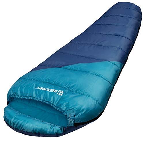 Bessport Mummy Sleeping Bag Water Repellent Lightweight Sleeping Bags...