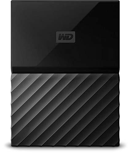 WD 1TB Black My Passport Portable External Hard Drive - USB 3.0 -...
