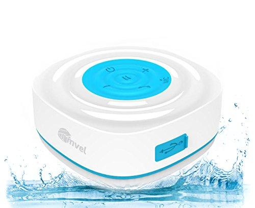 Tmvel Mini Water Resistant/Waterproof Bluetooth Wireless Speaker with...