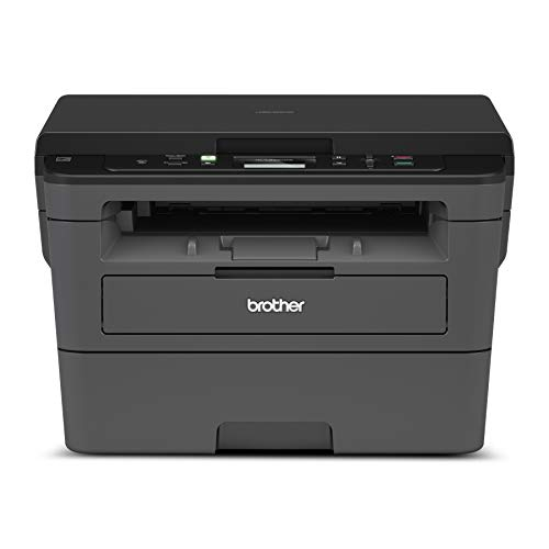 Brother Compact Monochrome Laser Printer, HLL2390DW, Convenient...