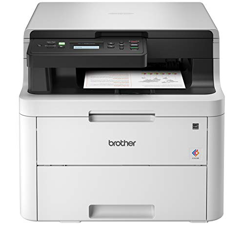 Brother HL-L3290CDW Compact Digital Color Printer Providing Laser...