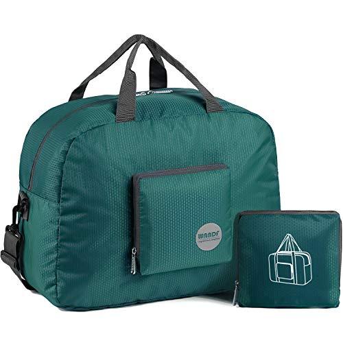 WANDF 16' ~ 22' Foldable Duffle Bag 20L ~ 50L for Travel Gym Sports...