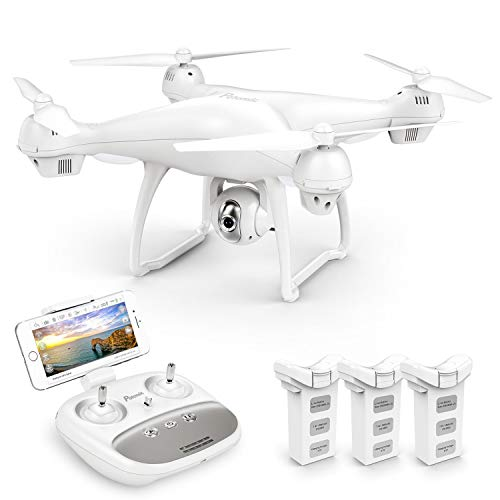 Potensic T35 GPS Drone, RC Quadcopter with 1080P Camera FPV Live...