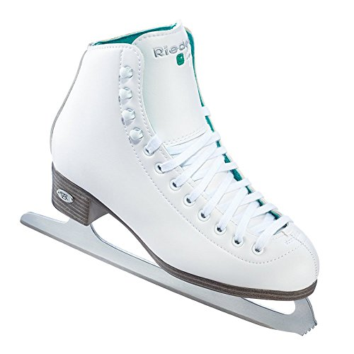 Riedell Skates - 110 Opal - Recreational Ice Skates with Stainless...