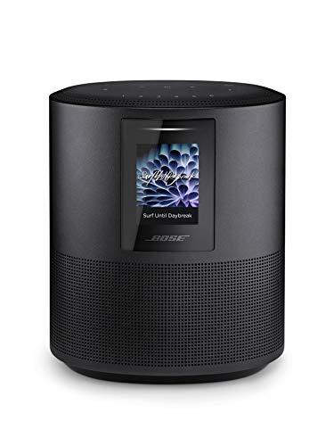 Bose Home Speaker 500: Smart Bluetooth Speaker with Alexa Voice...