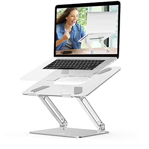 Laptop Stand, EPN Laptop Riser with Heat-Vent to Elevate Laptop,...