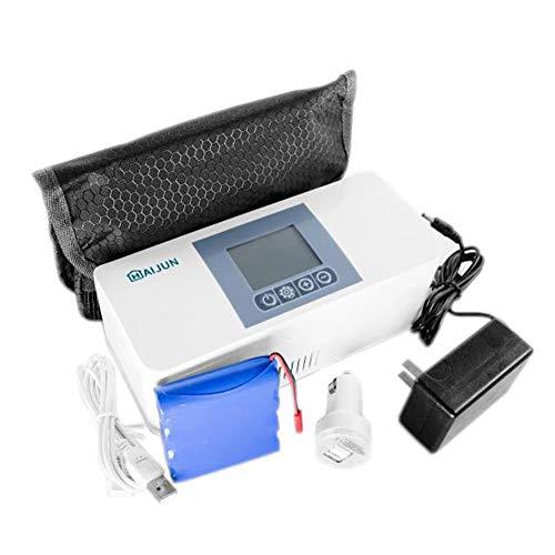 AIJUN Insulin Cooler Refrigerated Box,2020 New Upgrade 10400mAh...