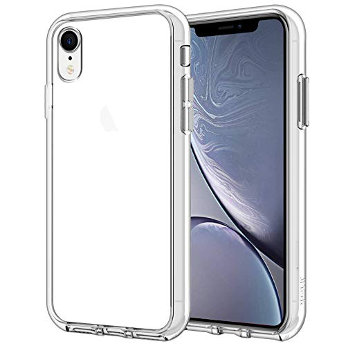 JETech Case for iPhone XR 6.1-Inch, Shock-Absorption Bumper Cover (HD...