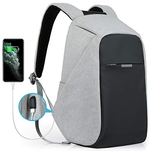 Oscaurt Laptop Backpack, Anti-theft Travel Backpack, Business School...