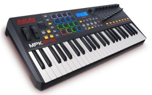 AKAI Professional MPK249 - USB MIDI Keyboard Controller with 49 Semi...
