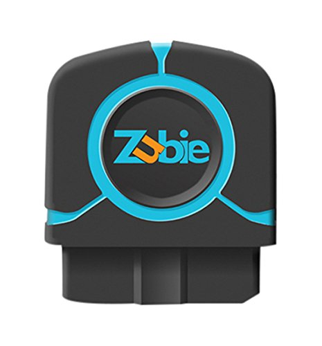 Zubie Kids GPS Tracker for Vehicles | Kids Activity Tracker with No...