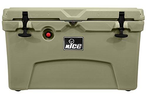 nICE Cooler, Light Blue 45 Quart, CKR-511545