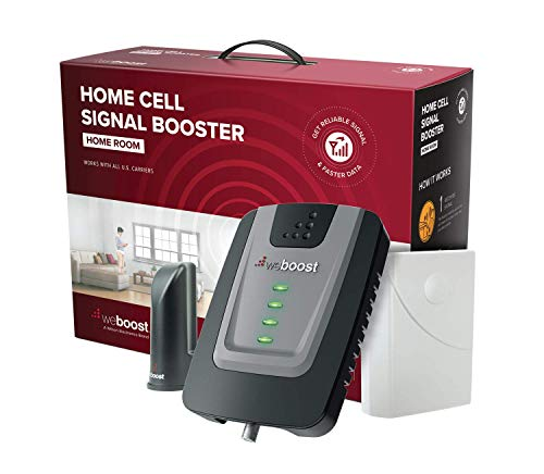 weBoost Home Room (472120) Cell Phone Signal Booster, FCC Approved,...