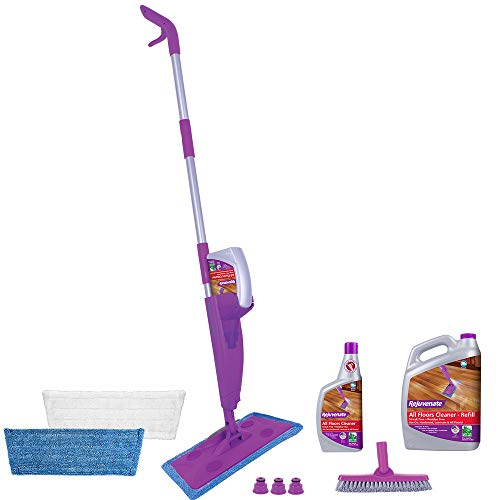 Rejuvenate Click N Clean Multi-Surface Spray Mop System Complete...