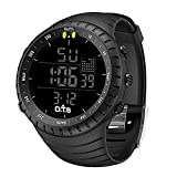 PALADA Men's Digital Sports Watch Waterproof Tactical Watch with LED...