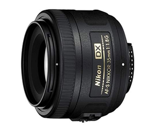 Nikon AF-S DX NIKKOR 35mm f/1.8G Lens with Auto Focus for Nikon DSLR...