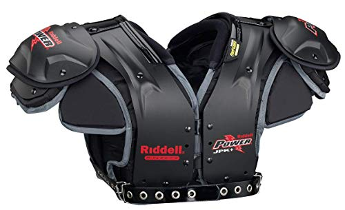 Riddell JPK Plus Shoulder Pads, X-Small