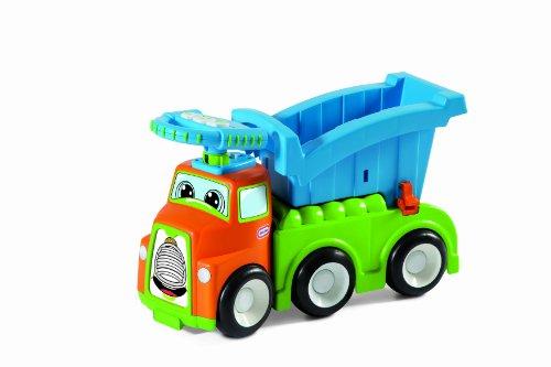 Little Tikes Easy Rider Truck (Orange/Green/Blue) – (Amazon...