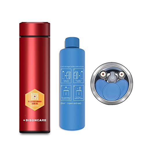 DISONCARE Diabetic Travel Cooler Medication Insulin Cooler Case,33 hrs...