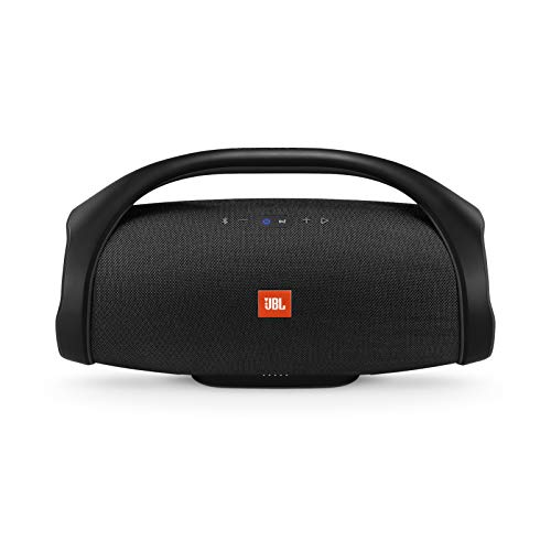 JBL Boombox - Waterproof Portable Bluetooth Speaker - Black