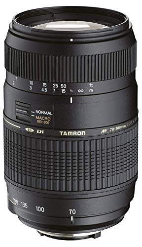 Tamron Auto Focus 70-300mm f/4.0-5.6 Di LD Macro Zoom Lens with Built...