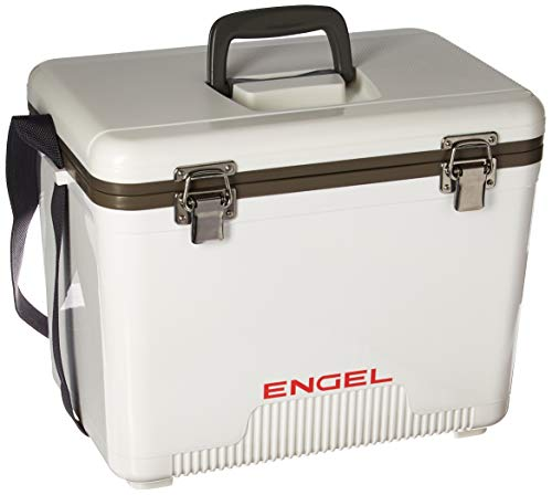 Engel UC19 Ice/Dry Box, White