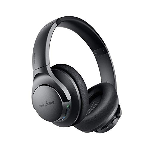 Anker Soundcore Life Q20 Hybrid Active Noise Cancelling Headphones,...