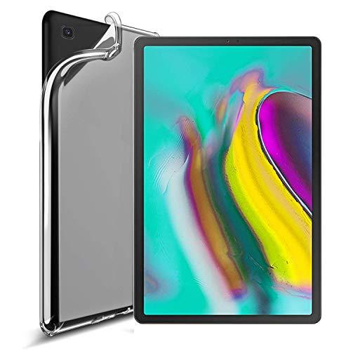 RLTech Case for Samsung Galaxy TAB S5e 10.5, Slim Transparent Soft TPU...