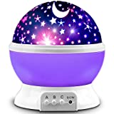 Star Projector, MOKOQI Night Light Lamp Fun Gifts for 1-4-6-14 Year...