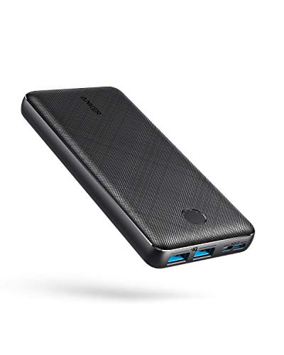 Anker Portable Charger, PowerCore Essential 20000mAh Power Bank with...