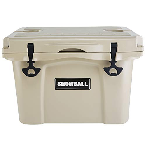 Snowball Coolers, Rotomolded Insulation Ice Chest for Camping,...