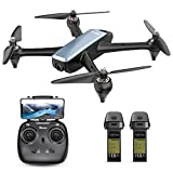 Potensic D60 GPS Drone with Camera for adults, 1080P HD FPV 110° FOV...