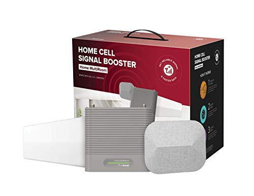 weBoost Home MultiRoom (470144) Cell Phone Signal Booster Kit | Up to...