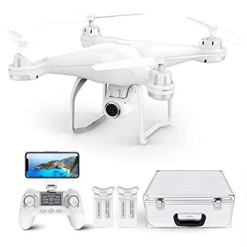 Potensic T25 Drone with 2K Camera for Adults, RC FPV GPS Drone with...