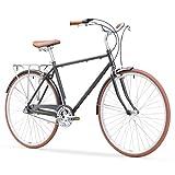 sixthreezero Ride In The Park Men's 7-Speed Touring City Bike, 700x32c...