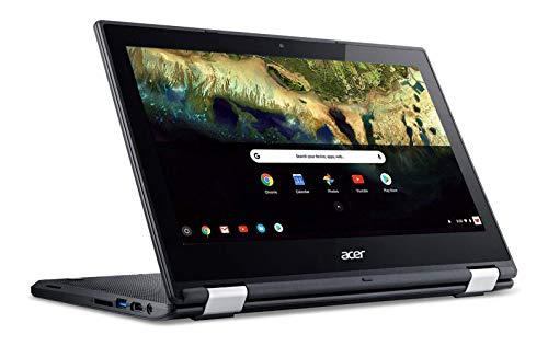 Acer Chromebook R 11 Convertible Laptop, Celeron N3060, 11.6' HD...