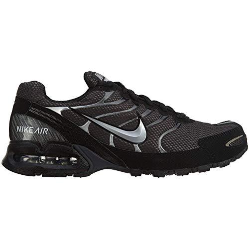Nike Men's Air Max Torch 4, Obsidian / White - Wolf Grey