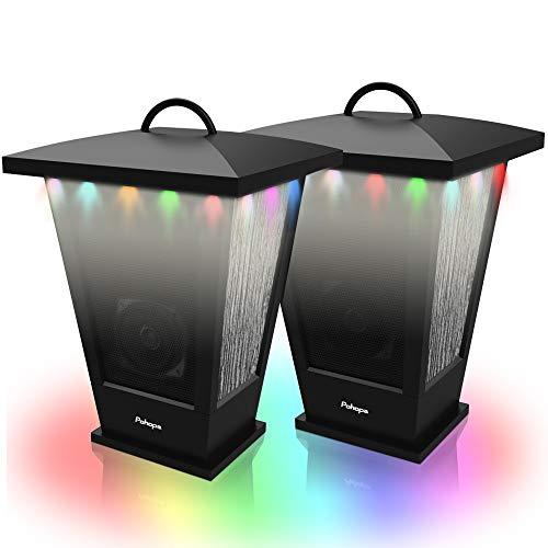 Bluetooth Speakers Waterproof, Pohopa 2 Packs True Wireless Stereo...