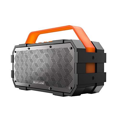 Bluetooth Speaker, Bugani M90 Portable Bluetooth Speaker with 30W...