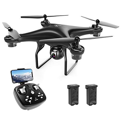SNAPTAIN SP600 WiFi FPV Drone with Camera for Adults/Beginners, RC...
