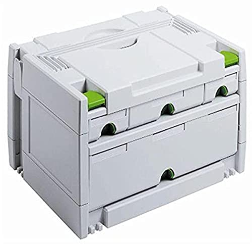 Festool 491522 4-Drawer Sortainer