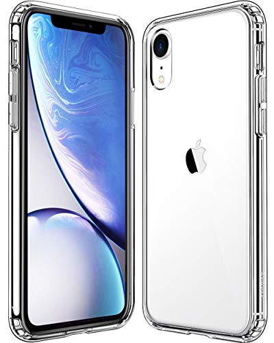 Mkeke Compatible with iPhone Xr Case,Clear Anti-Scratch Shock...