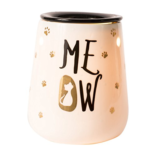 Scentsationals Pet Collection - Scented Cat Wax Warmer - Meow Kitty...