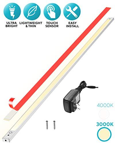"36"" Under Cabinet Lighting 3000K - Under Counter Lighting and Under..."