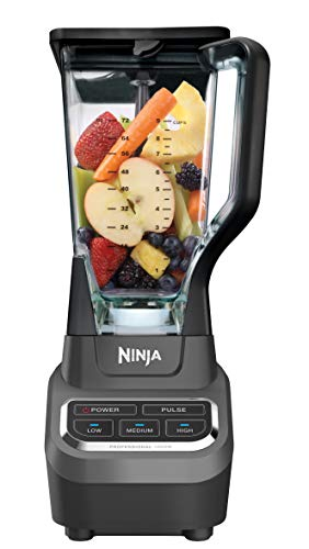 Ninja Professional 72 Oz Countertop Blender with 1000-Watt Base and...